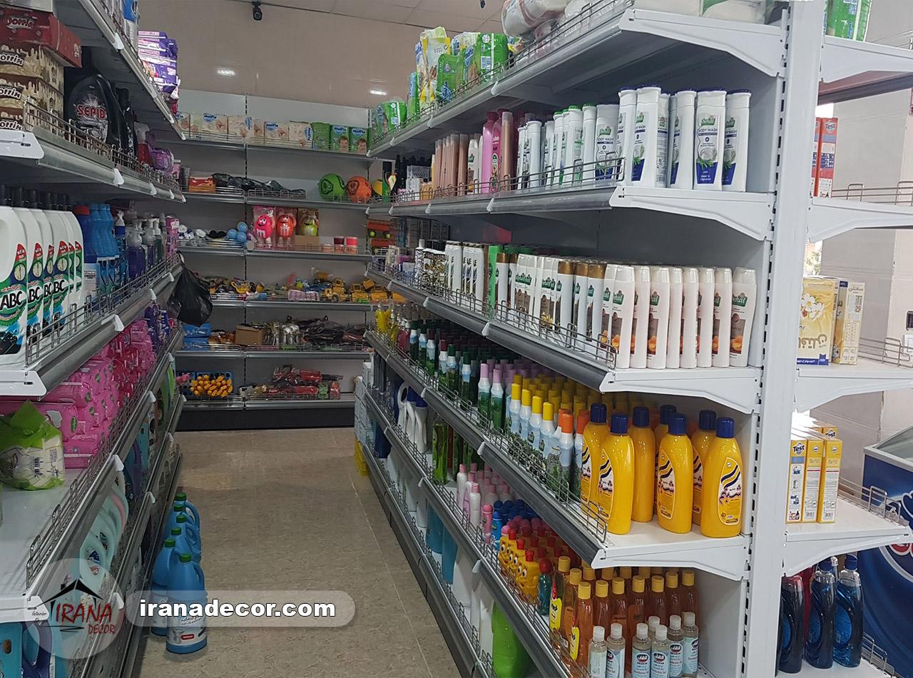دکوراسیون سوپر مارکت شیراز