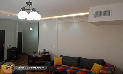 بازسازی آپارتمان در شیراز