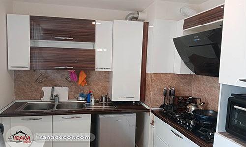 بازسازی آپارتمان در شیراز 2
